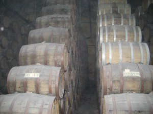 Cuervo barrels, Tequila Treasures