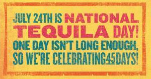 national tequila day, last tequila standing, tequila aficionado, TV show, reality show