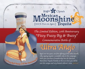 roger clyne, mexican moonshine tequila, tequila familia, extra anejo