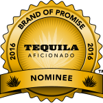 2016 Brands of promise awards for Organic, Value, Infused tequila, Tequila Liqueur, Tequila Packaging  http://wp.me/p3u1xi-4Lu