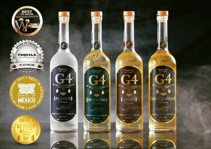 Sipping Off the Cuff | G4 Tequila Blanco with Transcript https://wp.me/p3u1xi-5HY