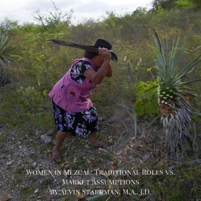 Women in Mezcal: Traditional Roles vs. Market Assumptions https://wp.me/p3u1xi-5LW