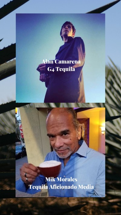 Open Bar with Alan Camarena of G4 Tequila https://wp.me/p3u1xi-5OD Mike Morales interviews Alan Camarena, son of Felipe Camarena, nephew of Carlos Camarena and representative of the 4th generation (G4) of tequila makers at El Pandillo distillery.