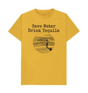 Book Cover: Save Water Drink Tequila