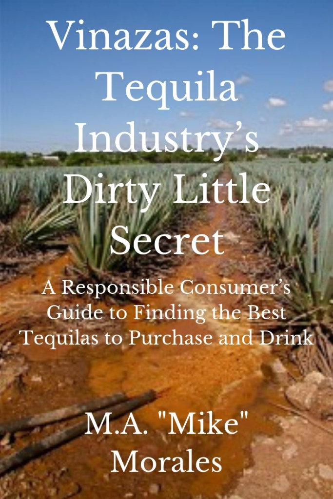 Book Cover: Vinazas: The Tequila Industry's Dirty Little Secret