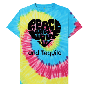 Book Cover: Peace, Love & Tequila