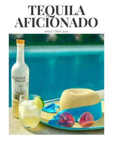 Book Cover: Tequila Aficionado Magazine: May 2020