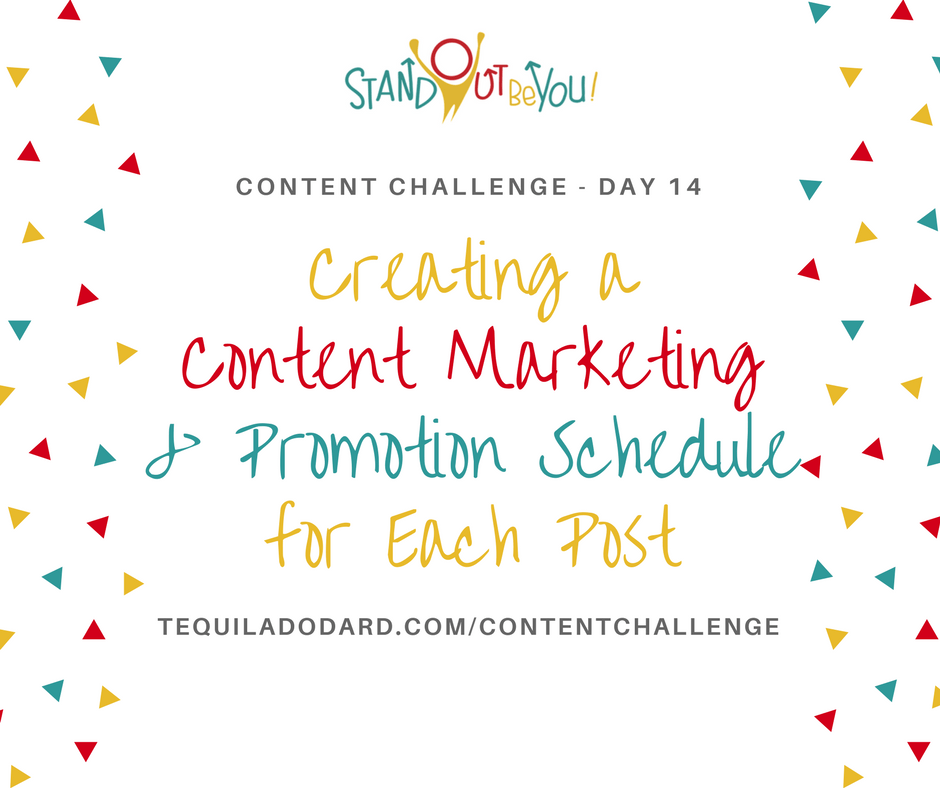 content creation challenge day 14 creating a content marketing and