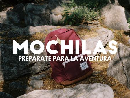 Backpacks 2 - Inicio