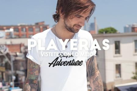 Playeras 5 - Inicio