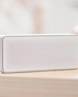 Xiaomi square box 1200mAh Wireless Bluetooth Bocina Speaker with mic 262x325 - Xiaomi Square Box 1200mAh Wireless Bluetooth Bocina