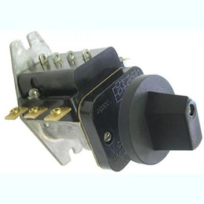 Переключатель плит 4-х позиционный АБАТ ТПКП (ППКП) 25 А