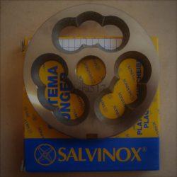 Решетка подрезная Unger H/82 Salvinox-Salvador (17мм, наклонные)
