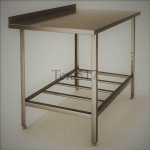 стол производственный с бортом