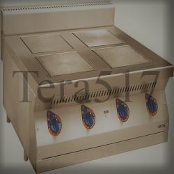 Электроплита 4 конфорки без духовки ЭПК-48 П Abat