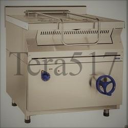 Сковорода электрическая ЭСК-80-0,27-40 Abat 380В, 9 кВт чаша 40 л