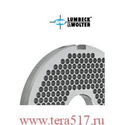Решетка D/114 UNGER 4,0 мм Lumbeck & Wolter