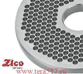 Решетка D/114 UNGER 6.0 мм ZICO