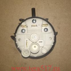Прессостат посудомоечной машины Dihr (Kromo) 46/26mbar, 10706/A, 10706