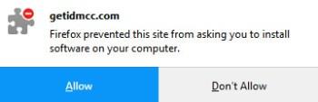 Menambahkan Ekstensi IDM Mozilla Firefox