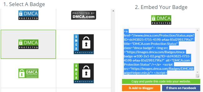 Melaporkan ke DMCA