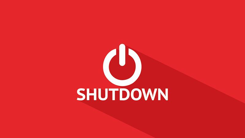 shutdown, restart, sleep, hibenate
