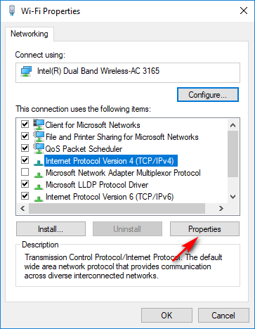 Cara Mengganti DNS Windows 10