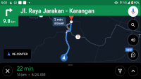 Ganti Bahasa Google Map