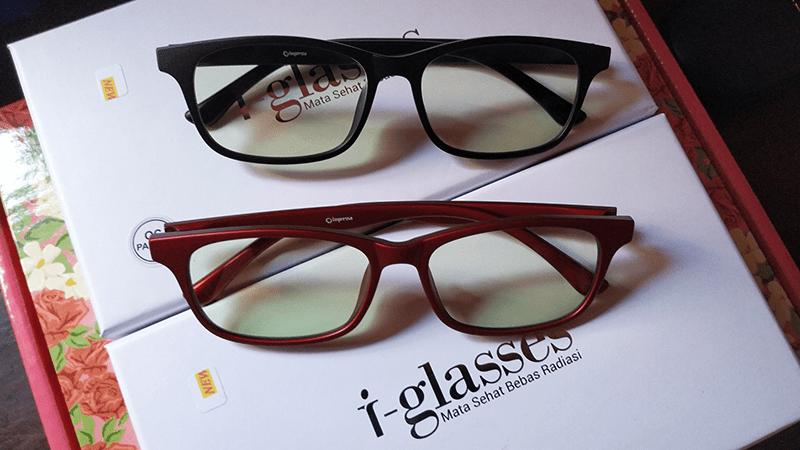 Manfaat kacamata i-glasses