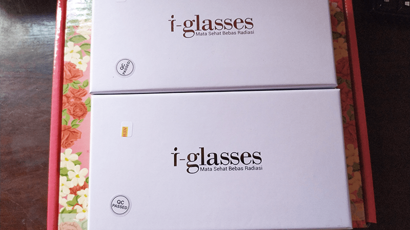i-glasses AL-Qolam