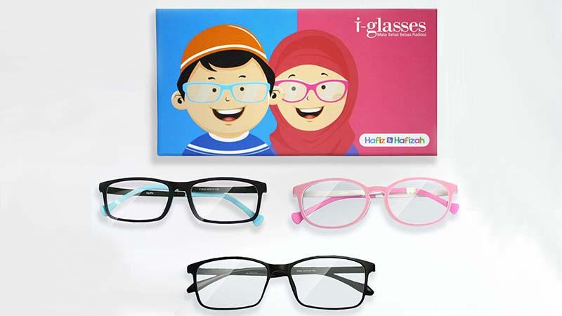 i-glasses Al-Qolam