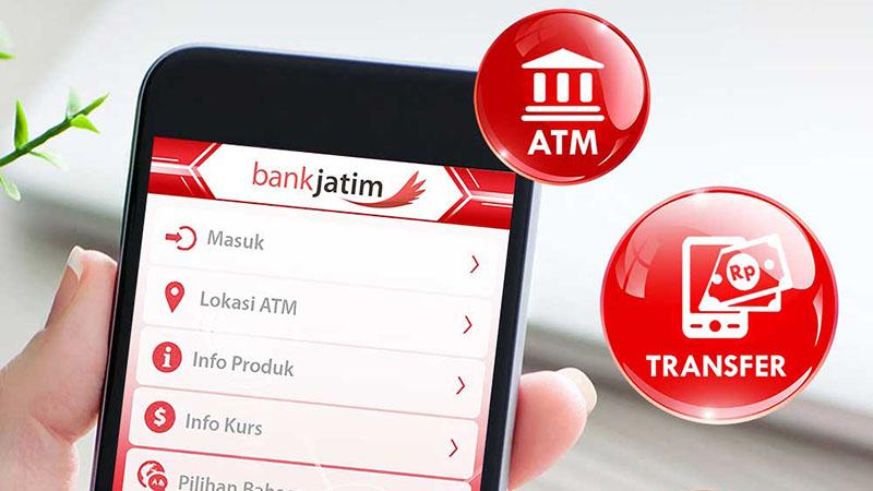 Aplikasi Mobile Bank Jatim