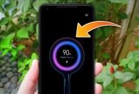Mengaktifkan Animasi Charging Samsung One UI 4