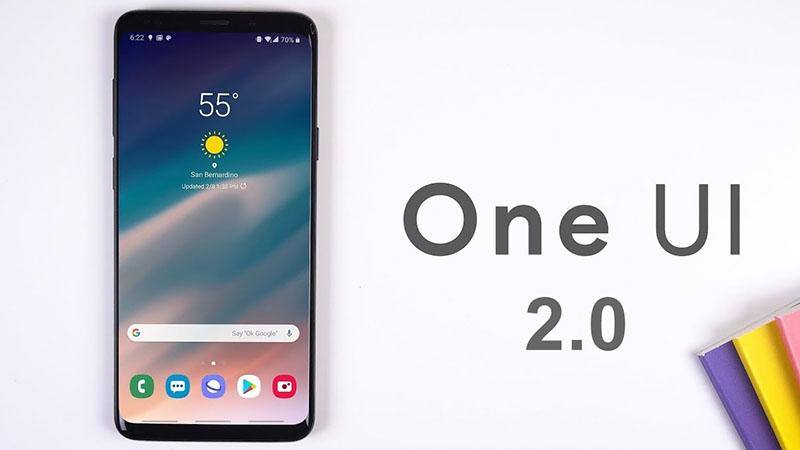 Cara screenshot Samsung One UI 2
