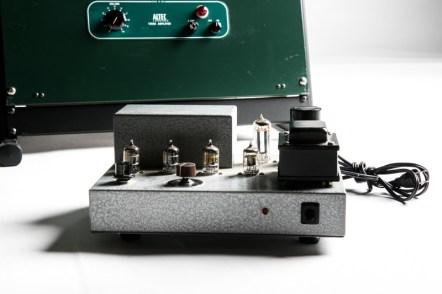 ALTEC 15095 Western Electric 408A 412A Line pre- main amplifier-2