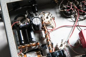 ALTEC 15095 Western Electric 408A 412A Line pre- main amplifier-8