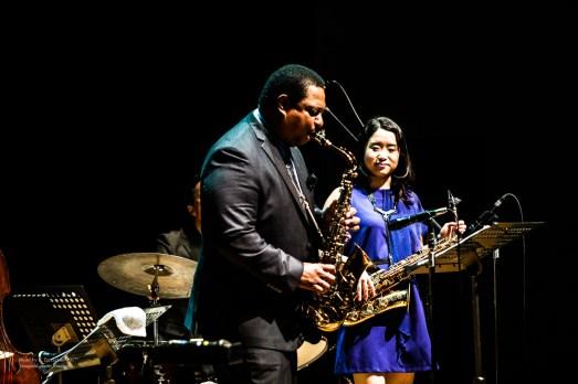 20170728_octet live_Vincent Herring and Erina Terakubo-0394