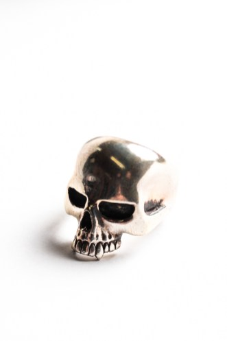 THE GREAT FROG Skull Ring-0500