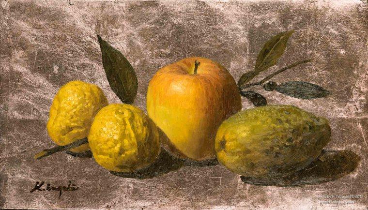 M4 りんごと柚子