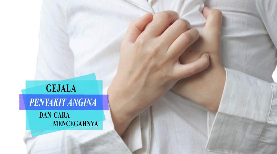 penyakit angina