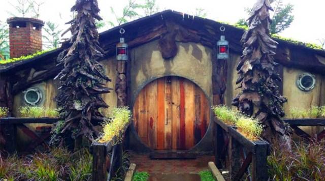 Farmhouse Lembang di Bandung, farm house lembang, farmhouse bandung