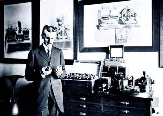 Biografi Nikola Tesla