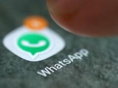 Tanda Whatsapp Diblokir