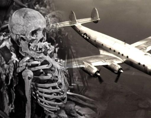 Misteri Santiago Flight 513