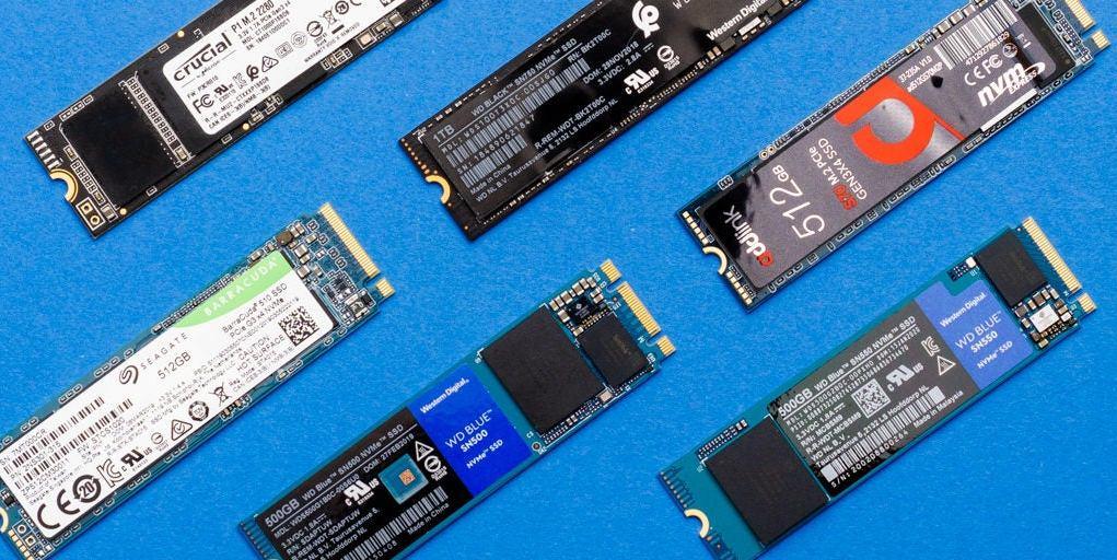 Rekomendasi SSD