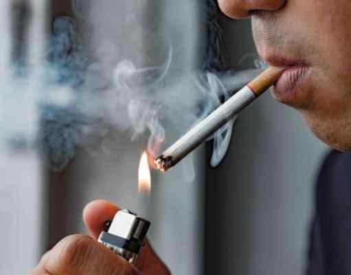 tips menghilangkan bau rokok
