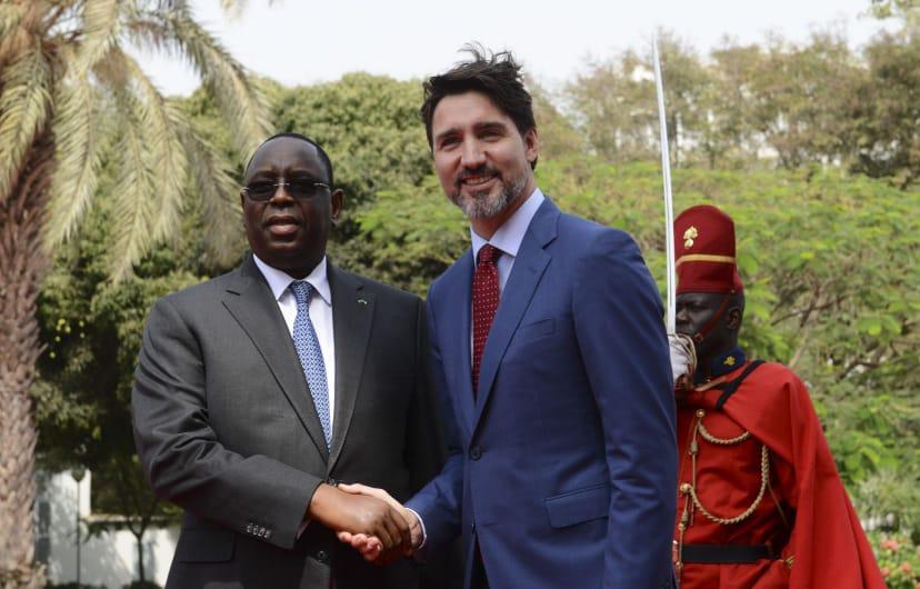 Homosexualité : la leçon de Macky Sall à Justin Trudeau