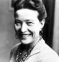Simone de Beauvoir Terapia Gestalt Madrid