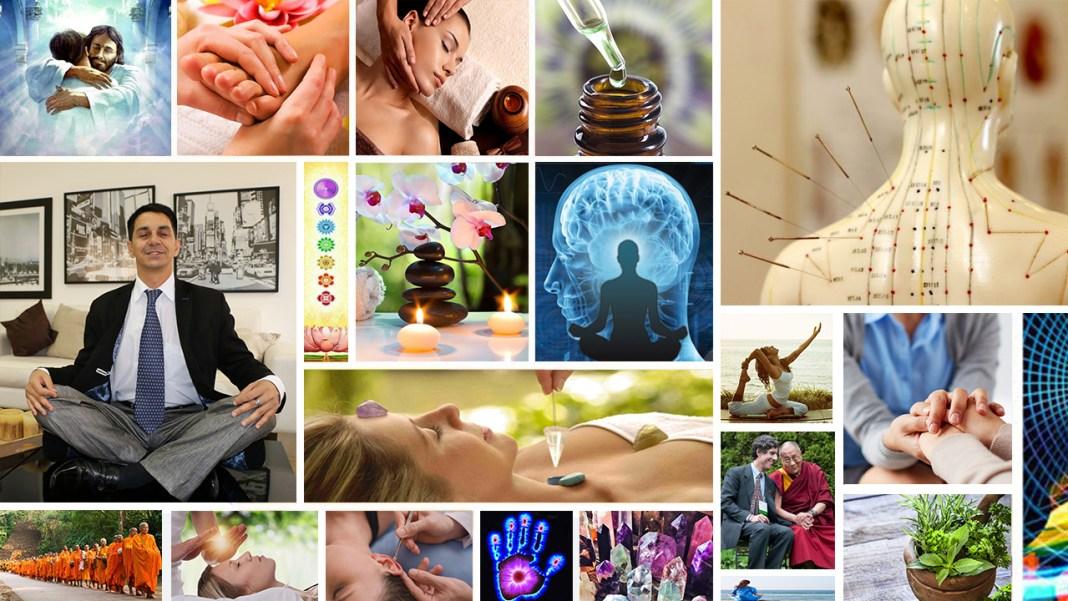1001 terapias holísticas integrativas complementares