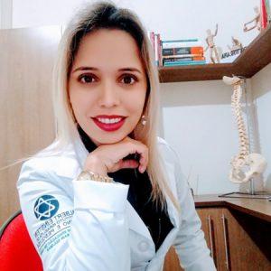 Dra. Cintia Camargo Acupunturista